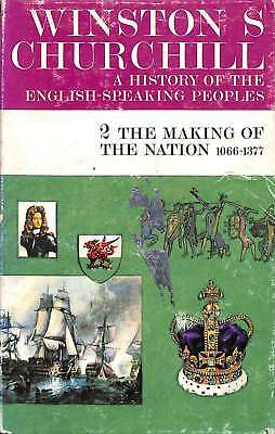 the Blenheim edition of a history of the English speaking peoples full set of tw