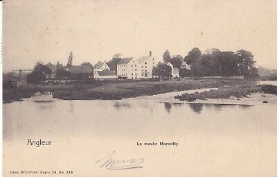 Angleur Le moulin Marcotty