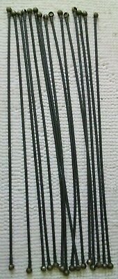 15 x Vintage Stretchable Stair Rods