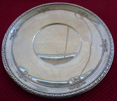 CAMP LEE VIRGINIA  WALLACE STERLING SILVER Officers 1st Quarter Master School BN
