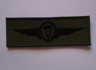 Original GERMAN - 'PARACHUTE WINGS INSIGNIA PATCH new.
