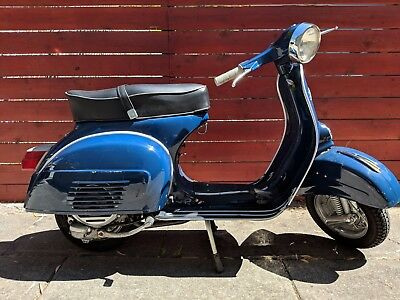 1969 Other Makes Sprint  Fully Restored 1969 Vespa Sprint Scooter