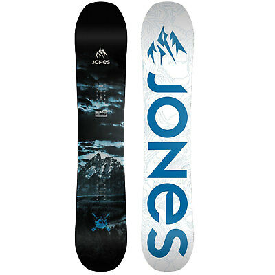 Jones Discovery Children's Snowboard all Mountain Freestyle Freeride 2018 New
