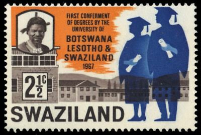 SWAZILAND 130 (SG128) - University of Botswana, Lesotho and Swaziland (pa93604)