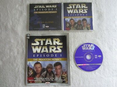 Star Wars: 1999 Episode 1: Read Along CD And Book
