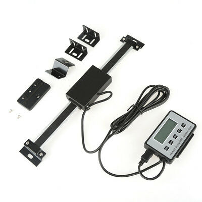 0-150mm Accurate LCD Display Digital  Readout Scale Kit for Mill Machines Lathes