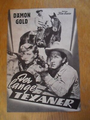 "IFK Wien Nr. 2184 ""Der lange Texaner - Dämon Gold"" mit Lloyd Bridges Lee J. Cobb"