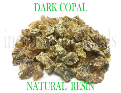 Sacred DARK COPAL 25g CHARCOAL RESIN INCENSE