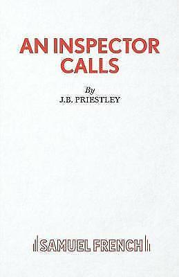 Priestley, J.B., An Inspector Calls (Acting Edition), Very Good Book