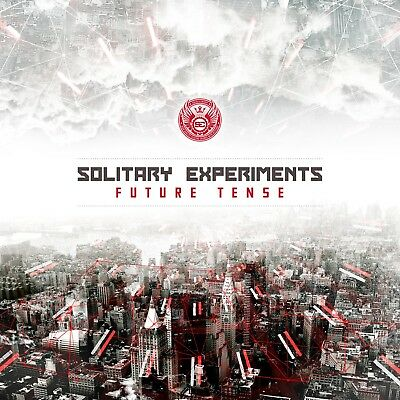 SOLITARY EXPERIMENTS Future Tense (Deluxe Edition) 2CD Digipack 2018 (VÖ 26.10)