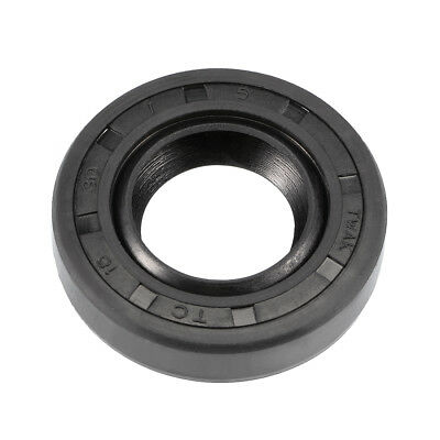 Oil Seal, TC 16mm x 30mm x 7mm, Nitrile Rubber Cover Double Lip