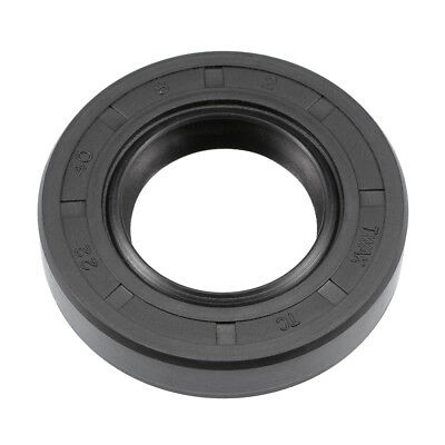 Oil Seal, TC 22mm x 40mm x 8mm, Nitrile Rubber Cover Double Lip