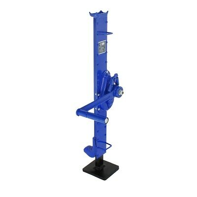 Mechanical steel jack hand hoist wind floor winch rack winds 1500kg steel winch