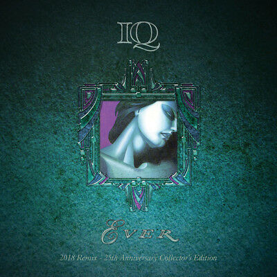 DoCD + DVD IQ - Ever 2018 Remix - 25th Anniversary Collector's Edition
