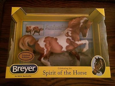 Breyer 760244 Beachcomber 2017 Flagship Dealer Special Edition New in Box!