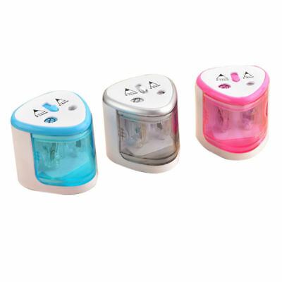 Automatic Electric Pencil Sharpener Cutter for Kids Office Battery Operated
