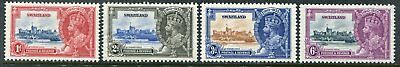 SWAZILAND  20 - 23  Very NIce Mint  Never Hinged Set  UPTOWN 41874