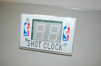 NBA Fastbreak Bally Flipper Shot Clock