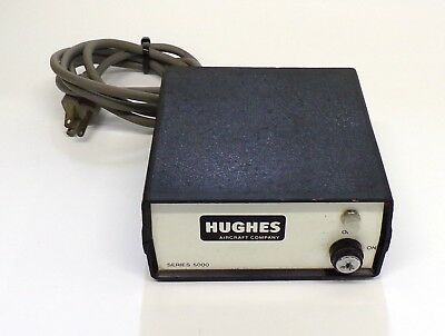 Hughes, Laser Power Supply, Series 5000, 115 V, 310 Amp, Pn 5020