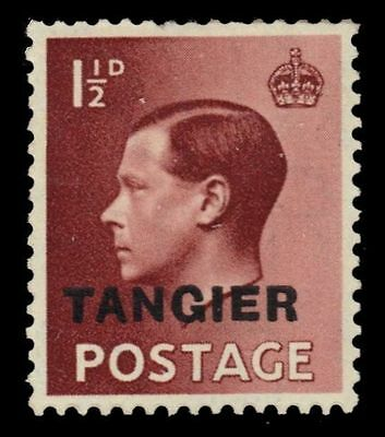 BRITISH OFFICES in MOROCCO 513 (SG243) - King Edward VIII (pf47880)