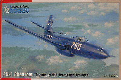 Special Hobby SH 72297 McDonnell FH-1 Phantom Demo Teams/Trainers, 1:72, TOP