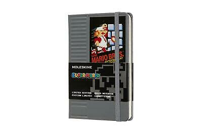 Notebook Super Mario pocket ruled nes cartridge (Le)