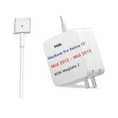 85W CHARGER ADAPTER for APPLE  MACBOOK PRO RETINA A1424 A1398