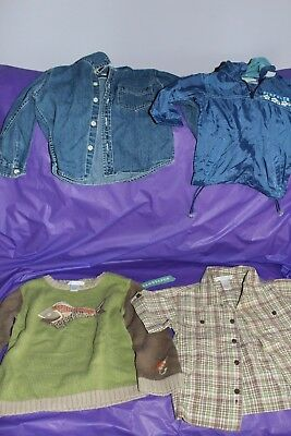 Boys Assorted Clothing 4 Piece Assorted Size 3 Years 3T Janie And Jack JB Kids