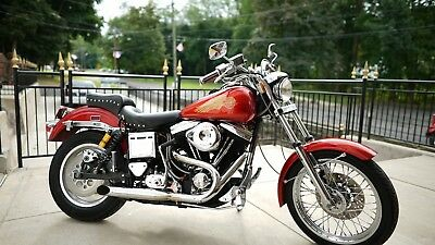 1985 Harley-Davidson Low Rider  1985 Harley Davidson FXSB Low Rider, Absolutely Gorgeous & Original Paint, MINT!