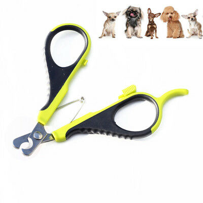Pet Dog Cat Professional Nail Clippers Claw Trimmer Grooming Toe Claw Care Tools