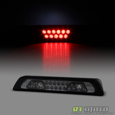 For Smoke 2007-2013 Toyota Tundra Cab LED Third 3rd Brake Light Tail Cargo Lamp