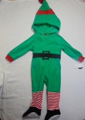 Joe Boxer 12 Month Unisex Christmas Elf Sleeper