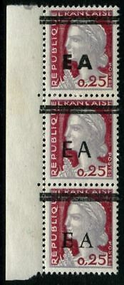 Pack N°7062 State Algerian N°360 Book of 3 Overloads various New LUXE