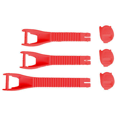 Thor Blitz Replacement Strap Kit Red