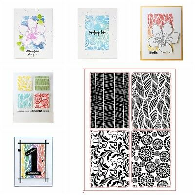Clear Stamp Background Images Scrapbooking Ablum DIY Transparent Silicone Seal