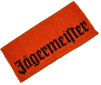 Jägermeister UK Barkeeper Handtuch Bar Tuch Towel
