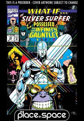 (Wk43) True Believers: What If Silver Surfer Had Gauntlet #1 - Preorder 25Th Oct