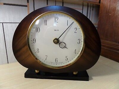 Very Nice Vintage Smiths Anne Battery / Mechanical Operated Movement, Non Runner