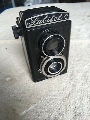 Lubitel 2  with case