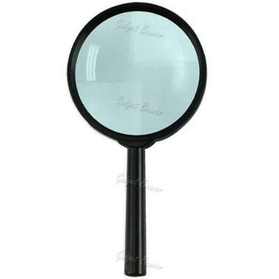 Magnifying Glass For Map Reading,Fine/Small Print Stamp/Coin Collecting