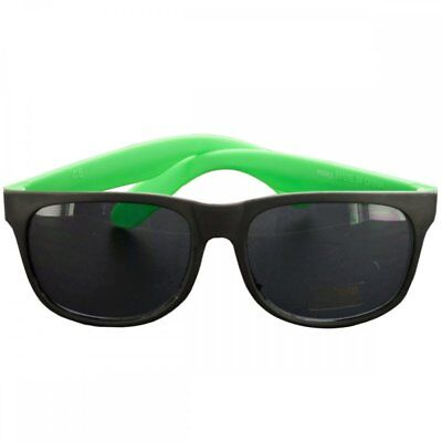 Black & Green Uv 400 Protection Sunglasses
