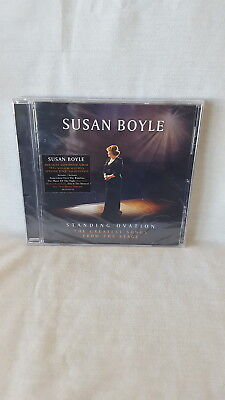 Susan Boyle - Standing Ovation : Greatest Songs from the Stage [ New CD ]