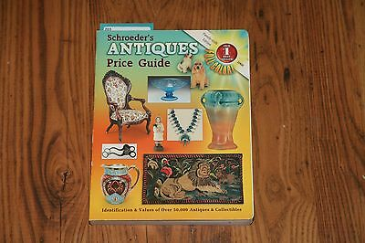 Schroeder's Antiques Price Guide, 26th Edition 2008 by Schroeder Publication Edi