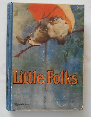 Little Folks annual 1925 ~ complete Testing of the Torment, Elsie Oxenham