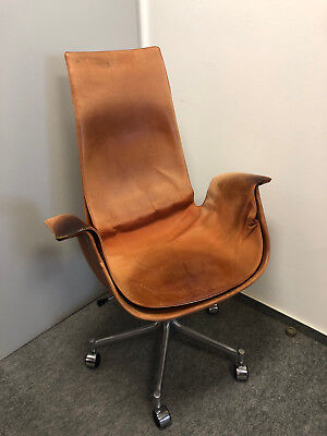 Kill International FK 6725 Chair Fabricius U0026 Kastholm, Dreh Stuhl, Sessel,  Knoll