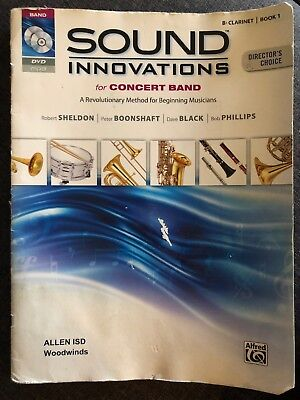 Alfred Sound Innovations For Concert Band Book 1 B Flat Trumpet Book