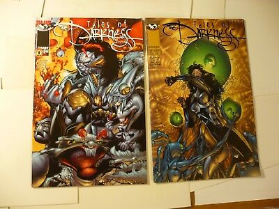 Tales of the Darkness 1 2 Image DRS37