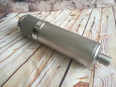 U47 Project Microphone body Shell - self build u47 type projects and mods +shock