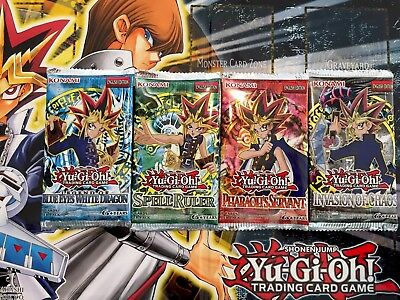 Yugioh Booster 1. Generation Legend Of Blue Eyes White Dragon