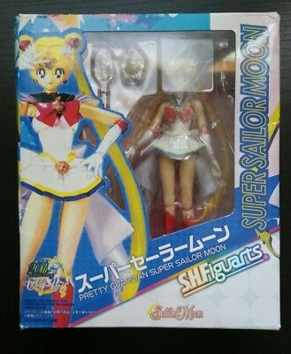 *Unofficial Version* Pretty Guardian SH Figuarts Super Sailor Moon Action Figure